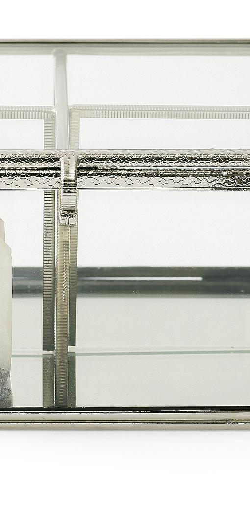 BX024 glass boks til teposer