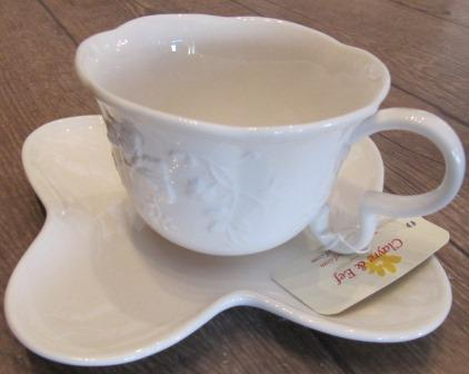 Kopp med skål, kr. 159,-