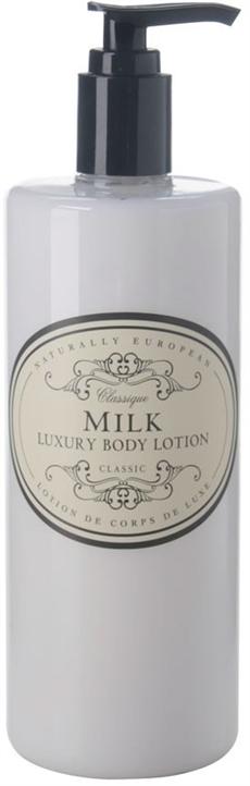 Natural European bodylotion milk